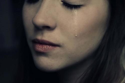lacrimi de dezamagire